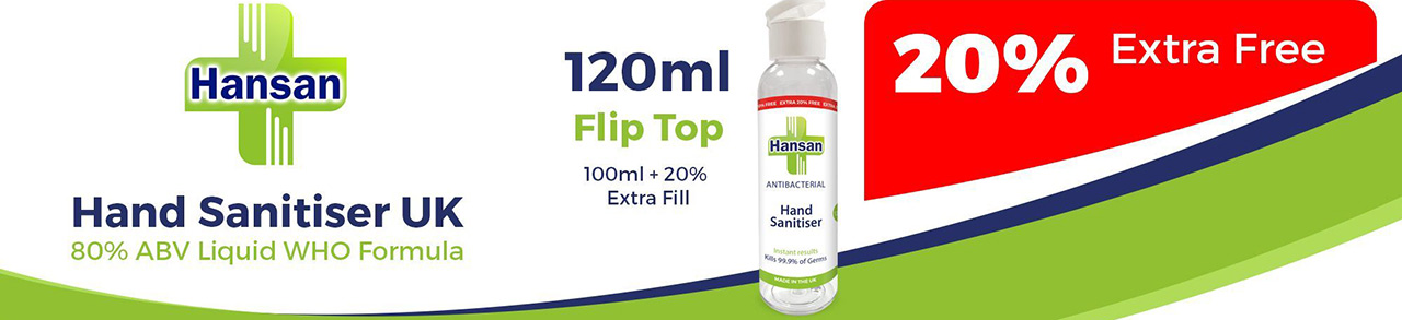 Hansan Hand Sanitiser